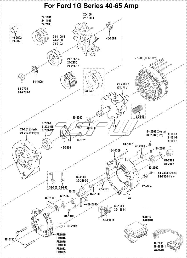 Delcotron Wiring Diagram Diagrams Acdelco Alternator 10si