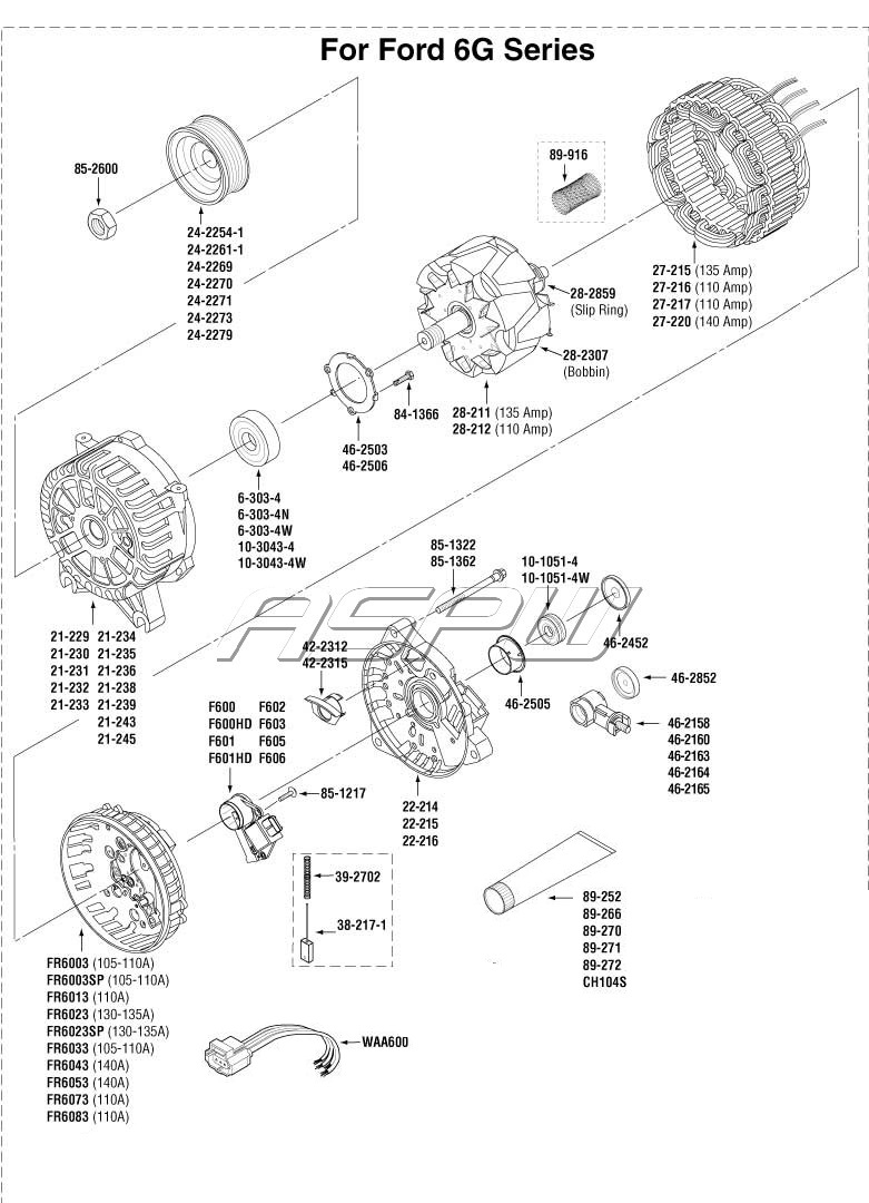 ford alternator partsalternator parts  starter parts